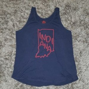 """""""Indiana"""" Muscle Tank"""